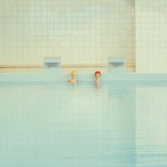 Maria Svarbova, Swimmers (2016)