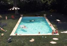 Julie Blackmon, Pool (2015)