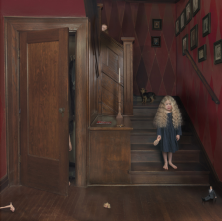 Julie Blackmon, Hair (2013)