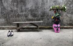 Zina Saro-Wiwa, The Invisible Man, 2015