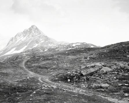 Ann Katrin Warter, Berninapass (1), Graubünden, 2015