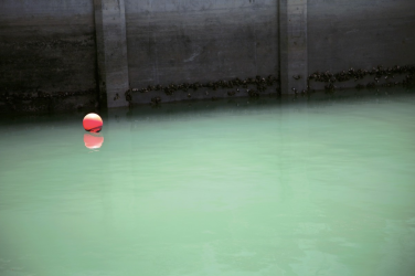 Jessica Backhaus, Harbor (from the series Once, Still and Forever), 2010