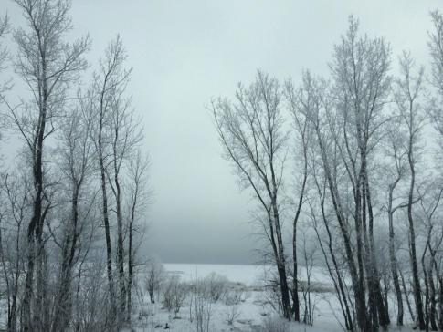 Maude Arsenault, Melancolie d'hiver 1, 2016