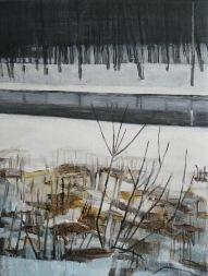 Mykolė Ganusauskaitė, Riverside, Winter 2, 2016