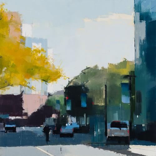 Lisa Breslow - Fall Shadows