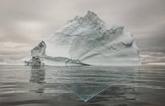"Series ""Threaded Icebergs"""
