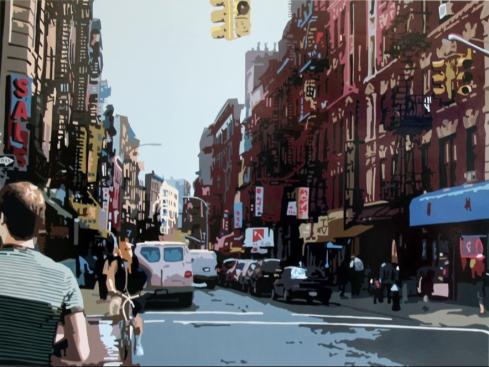 Mott Street III (2011)