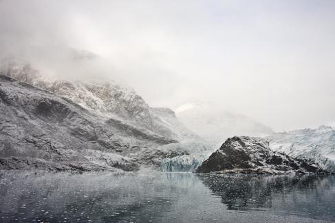 Evigheds Fjord, Eternity Glacier - West Greenland (2009)