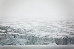 Glacier, Raudfjord, Svalbard (2009)