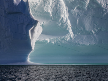 Amidst the Icebergs, Disko Bay, Greenland (2016)