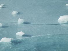 The North Pole, Arctic Ocean (2015)
