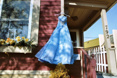Blue Prom Dress, Rochester, New York (2012)